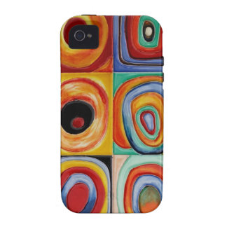Kandinsky Abstract Art iPhone 4 Covers