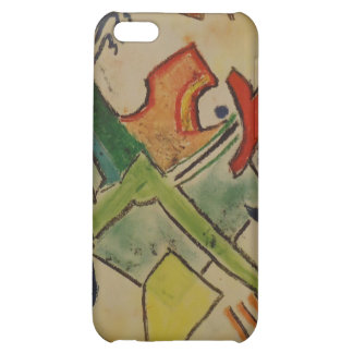 Kandinsky Abstract Art iPhone 5C Covers