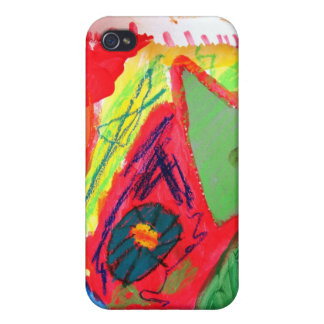 Kandinsky Abstract art iPhone 4/4S Cover