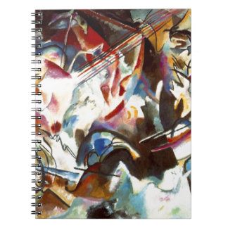 Kandinsky Abstract Composition VI Notebook