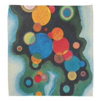 Kandinsky Abstract Painting Deepened Impulse Bandana