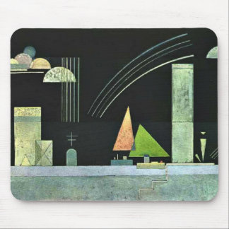 Kandinsky - At Rest Mouse Pad