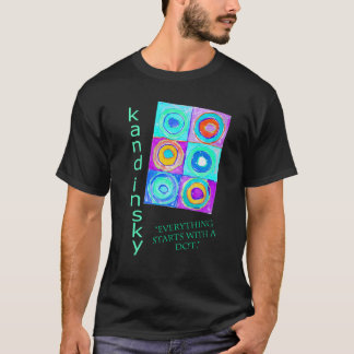 Kandinsky by Samantha and David T-Shirt