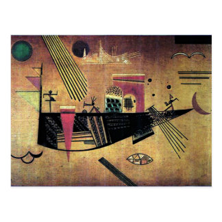 Kandinsky - Capricious Postcard