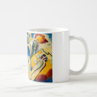 Kandinsky Composition IV Coffee Mug