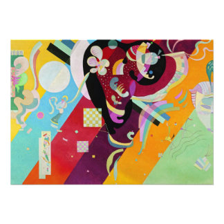 Kandinsky Composition IX Invitations