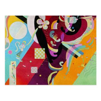 Kandinsky Composition IX Postcard