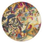 Kandinsky Composition VII Plate