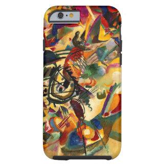 Kandinsky - Composition VII Tough iPhone 6 Case