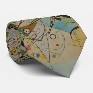 Kandinsky Composition VIII Neck Tie