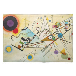 Kandinsky Composition VIII Placemat