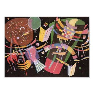 Kandinsky Composition X Invitations