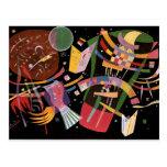 Kandinsky - Composition X Postcard