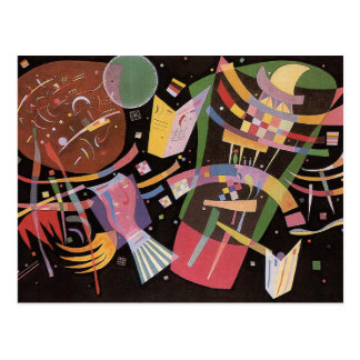 Kandinsky Composition X Post Card