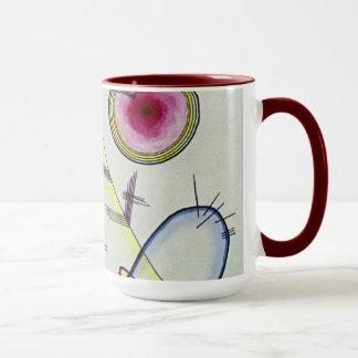 Kandinsky - Delicate Soul Mug