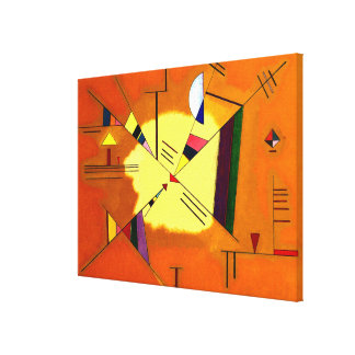 Kandinsky - Diagonal Canvas Print