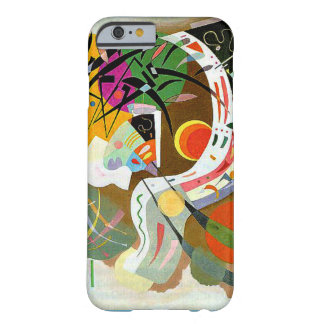 Kandinsky - Dominant Curve Barely There iPhone 6 Case