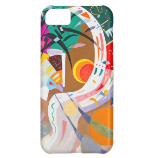 Kandinsky Dominant Curve iPhone 5 Case