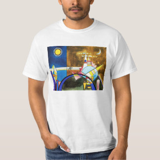 Kandinsky Great Gate of Kiev T-Shirt