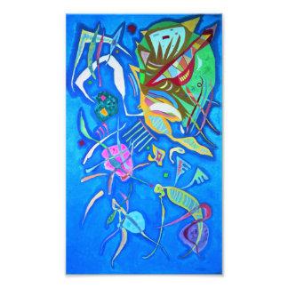 Kandinsky Grouping Art Photo
