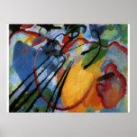 Kandinsky - Improvisation 26, Rowing Poster
