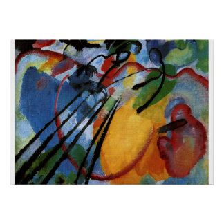Kandinsky - Improvisation 26, Rowing Poster
