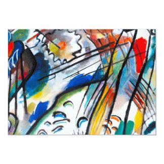 Kandinsky Improvisation 28 Invitations