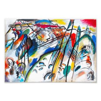 Kandinsky Improvisation 28 Photo Print