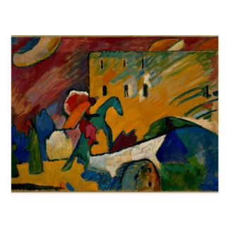 Kandinsky - Improvisation 3 Postcard