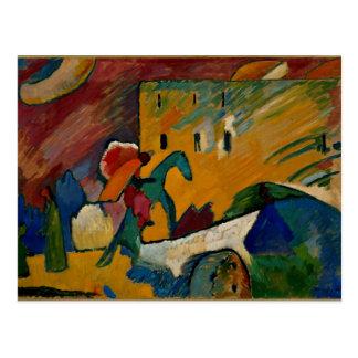 Kandinsky - Improvisation 3 Postcard