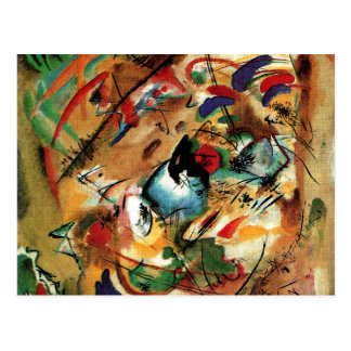 Kandinsky - Improvisation - Dreamy Postcard