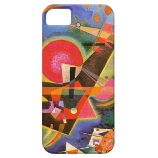 Kandinsky In Blue iPhone 5/5S Cover