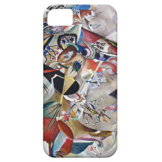 Kandinsky In Gray iPhone 5 Covers
