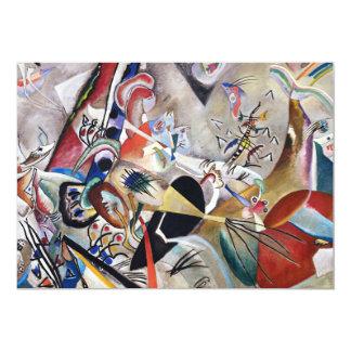 Kandinsky In Gray Invitations