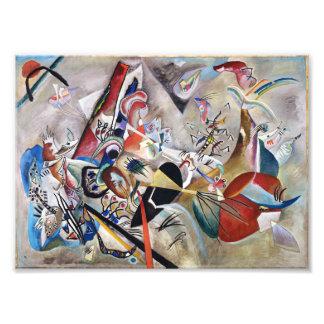 Kandinsky In Gray Art Photo