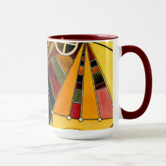 Kandinsky - In the Network Mug