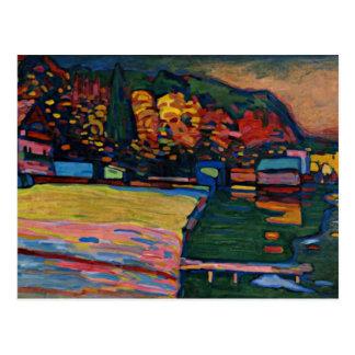 Kandinsky - Lake Starnberg Postcard