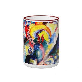 Kandinsky - Moscow II Ringer Mug