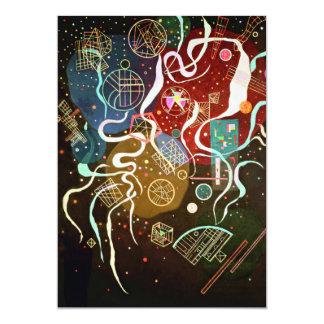 Kandinsky Movement I Invitations