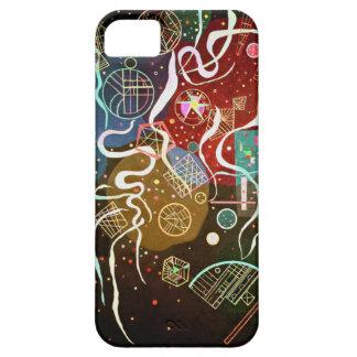 Kandinsky Movement I iPhone 5 Cover