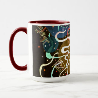 Kandinsky - Movement I Mug