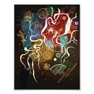 Kandinsky Movement I Photographic Print