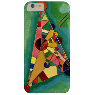 Kandinsky - Multicolored Triangle Barely There iPhone 6 Plus Case
