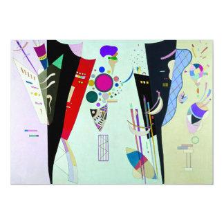 Kandinsky Reciprocal Accords Invitations