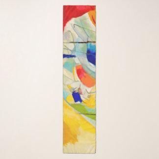 Kandinsky, Sea Battle 1913 Scarf