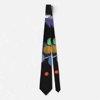 Kandinsky - Several Circles Tie
