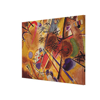 Kandinsky - Small Dream in Red Canvas Prints