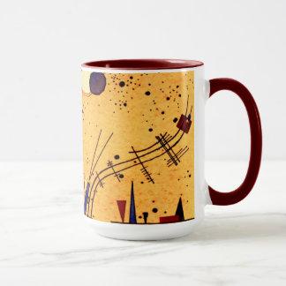 Kandinsky - Spray Mug
