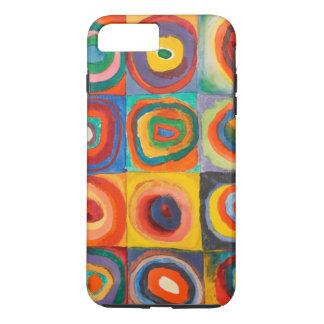 Kandinsky Squares Circles iPhone 7 Plus Case