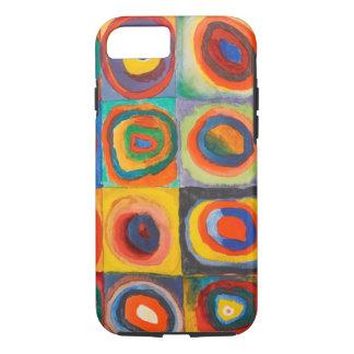 Kandinsky Squares Concentric Circles iPhone 7 Case